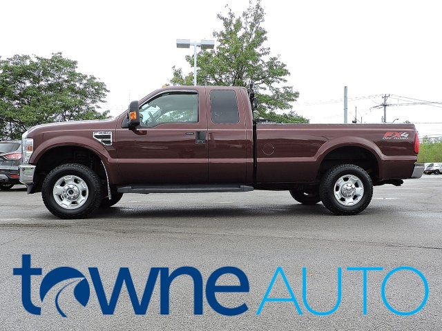 Pre-Owned 2010 Ford F-250SD XLT