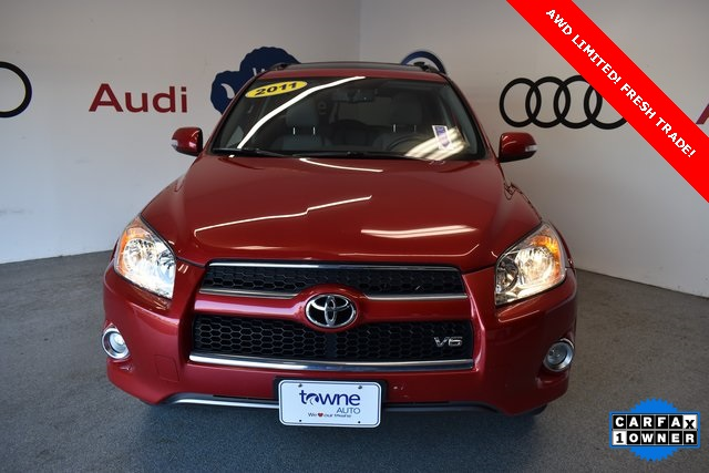 Pre-Owned 2011 Toyota RAV4 Limited