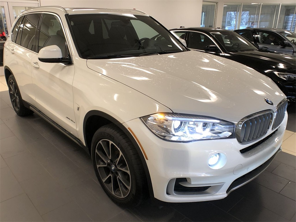 Pre-Owned 2018 BMW X5 xDrive40e