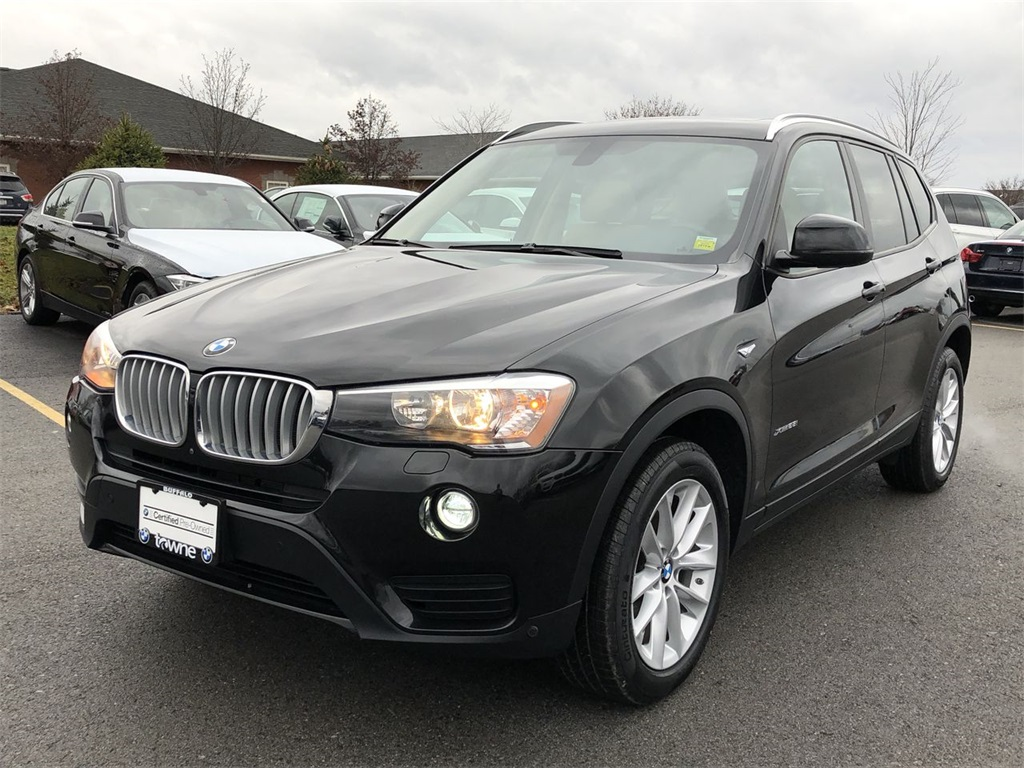 Pre Owned 2016 Bmw X3 Xdrive28i