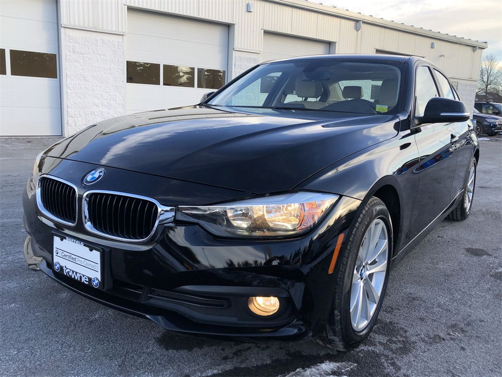 Pre Owned 2016 Bmw 3 Series 320i Xdrive