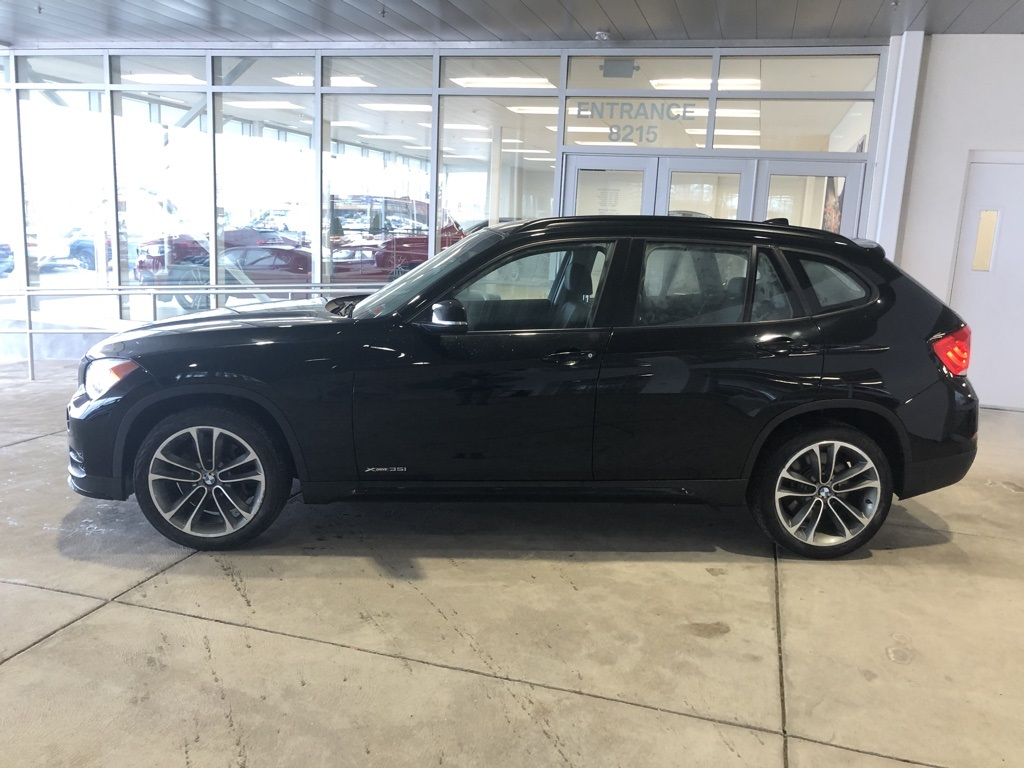 Pre-Owned 2015 BMW X1 xDrive35i