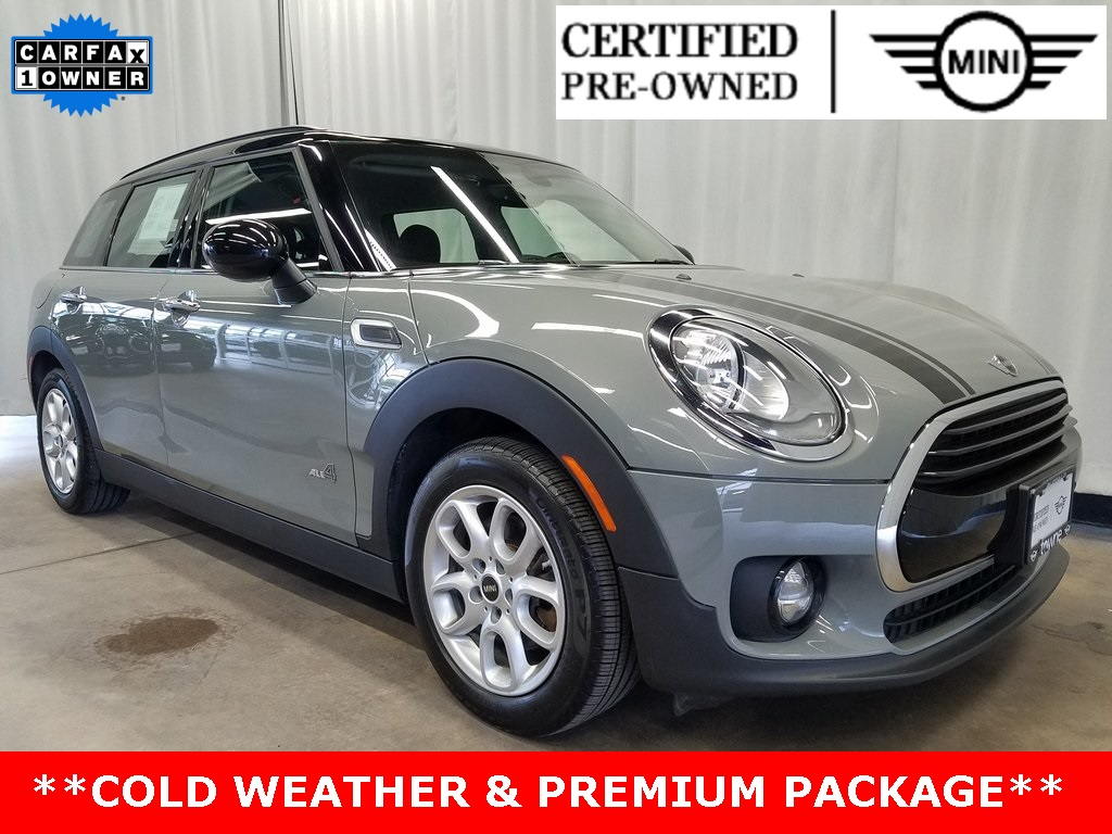 Pre Owned 2017 Mini Cooper Clubman 4d Wagon In Williamsville